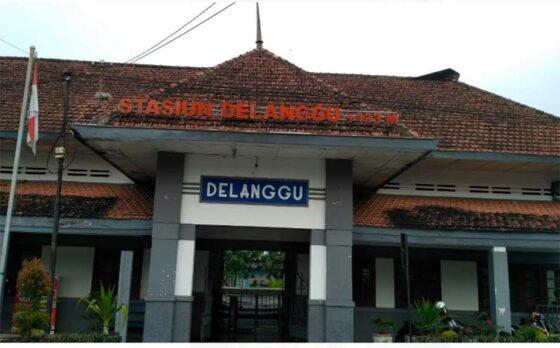 Stasiun Delanggu (Solopos-Chelin Indra Sushmita)