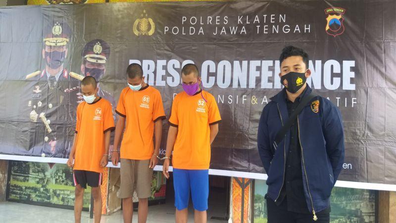 Fakta Baru! Pesilat Remaja Ceper Klaten Push-Up 50 Kali, Ditendang, Dan Dipukul Sebelum Meninggal