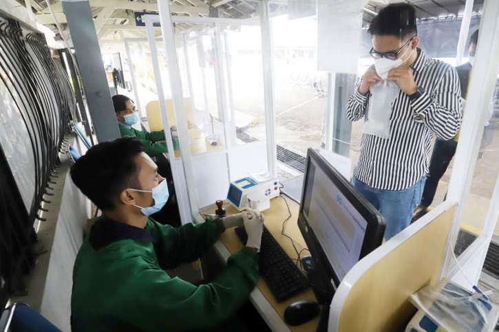 PT KAI Pangkas Masa Berlaku Hasil Tes GeNose C19 Per Hari Ini