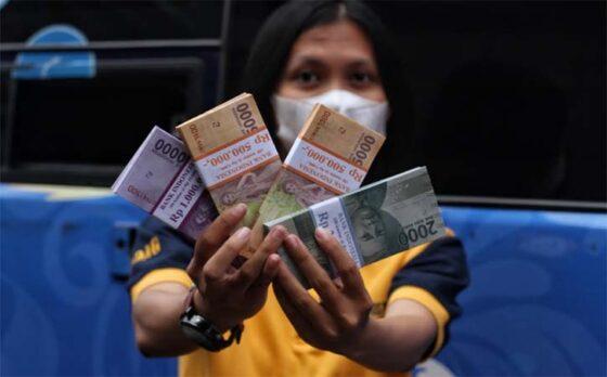Katanya Pandemi, Tapi Realisasi Penukaran Uang Baru Tembus Rp4,52 Triliun
