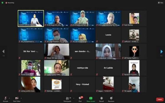 Webinar UMKM Virtual Expo: SI APIK, Aplikasi Simpel Permudah UMKM Kelola Keuangan
