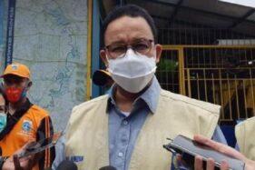 Sempat Terperosok ke Got di Koja, Anies Baswedan Tak Mau Kecemplung Lagi
