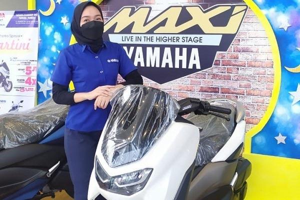 Wow! Penjualan Yamaha Nmax dan GEAR 125 Melesat