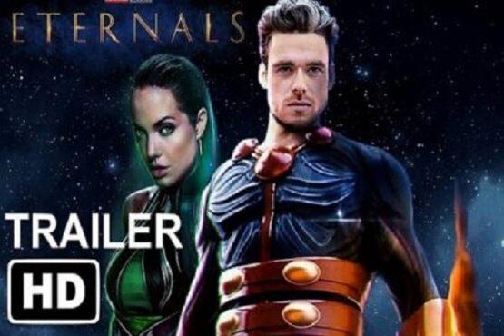 Marvel Rilis Trailer The Eternals, Fase Ke-4 Dimulai!