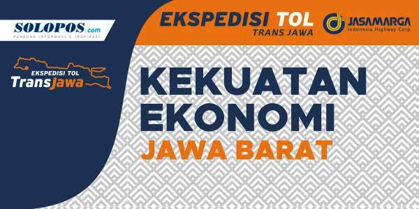 Kekuatan Ekonomi Jawa Barat