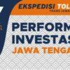 Performa Investasi Jawa Tengah