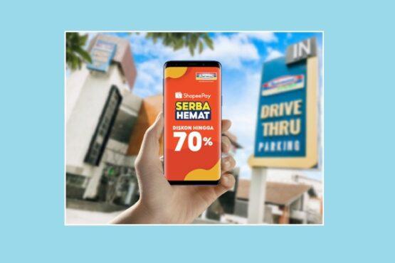 ShopeePay gandeng Indomaret (Istimewa)