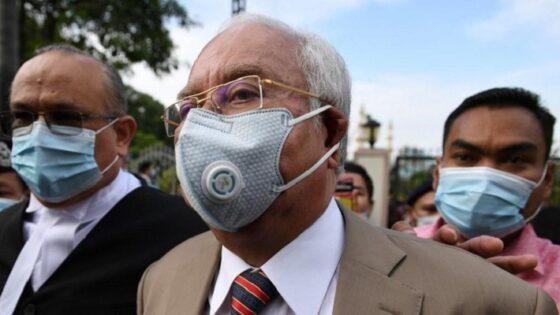 Najib Razak (Detik.com/AFP)