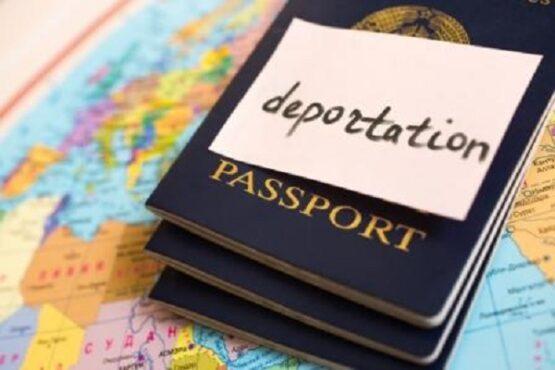 Ilustrasi deportasi WN Kanada. (visaplace.com)