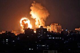 Israel Runtuhkan Kantor Al Jazeera & AP di Gaza