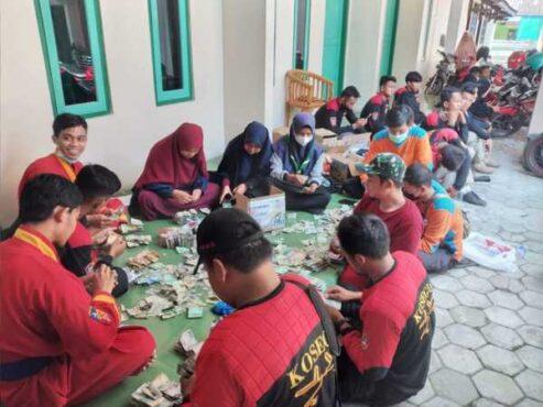 4 Jam Galang Dana Untuk Palestina, Sukarelawan Muhammadiyah Sragen Himpun Rp51,7 Juta