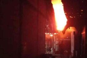 Ditinggal Pergi, Rumah Di Grobogan Terbakar, Kerugian Rp130 Juta
