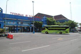 Belasan Hari Lengang, Aktivitas Terminal Ir Soekarno Klaten Kembali Menggeliat