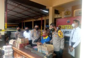 Petasan Makan Korban, Lansia di Grobogan Ditangkap Polisi