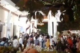 Ada Pesta Ultah Gubernur Khofifah, Satgas Covid-19: Jangan Ditiru!
