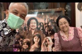 Temui Megawati, Ganjar: Jangan Dikaitkan Dengan Yang Lain!