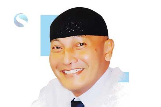 Raden Hary Sutrasno (Istimewa)