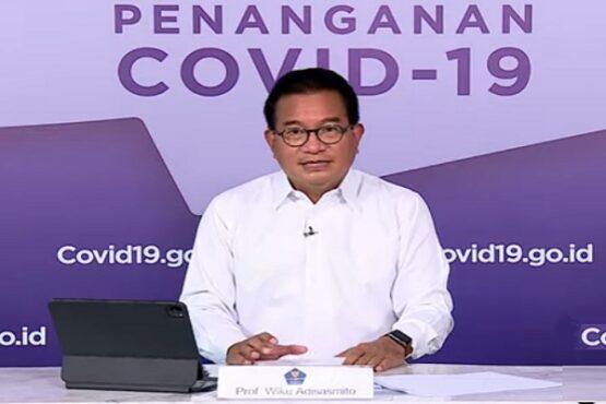Kasus Covid-19 di Jawa-Bali Turun, DI Yogyakarta Malah Naik