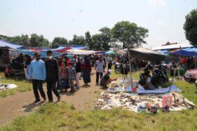 Dulu Pasar Tiban, Pasar Legen Jatinom Klaten Kini Jadi Pusat Barang Bekas Hingga Antik