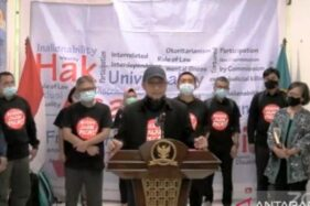 Dokumen TWK KPK Dirahasiakan Dinas Psikologi TNI AD & BNPT