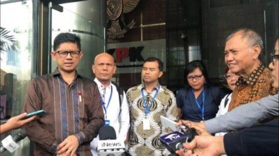 Eks Wakil Ketua KPK Laode M. Syarif (Suara.com/Ummi HS).
