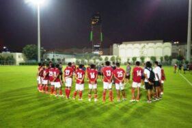 Kans ke Piala Dunia Tertutup, Indonesia Tetap All Out Lawan Thailand