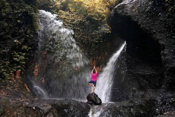 2 Air Terjun di Lereng Gunung Muria Layak untuk Dikunjungi