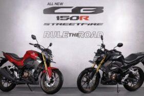 All New CB150R Bersuspensi Terbalik, Harganya Rp29,7 Juta
