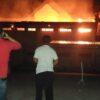 Kantor BPN Klaten Kebakaran, Begini Kesaksian Tim Damkar