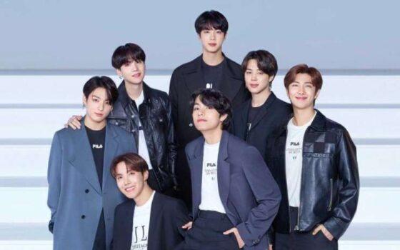 BTS Raih Penghargaan Dokumenter Musik Terbaik di Ajang Ini