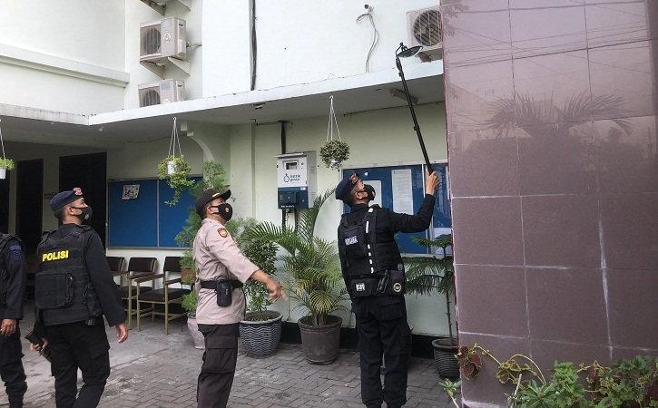 Hari Raya Idulfitri dan Kenaikan Isa Al-Masih Berbarengan, Polresta Solo Terjunkan Penembak Jitu dan Gegana
