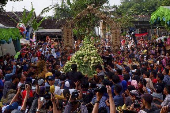 Grebeg Ketupat, Tradisi Perayaan Lebaran Khas Magelang