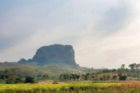 Ngeri! Gunung Gajah Pemalang Punya Kerajaan Siluman Terbesar