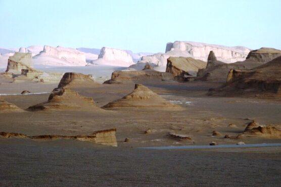 Kalahkan Lembah Kematian, Gurun Ini Terpanas di Bumi