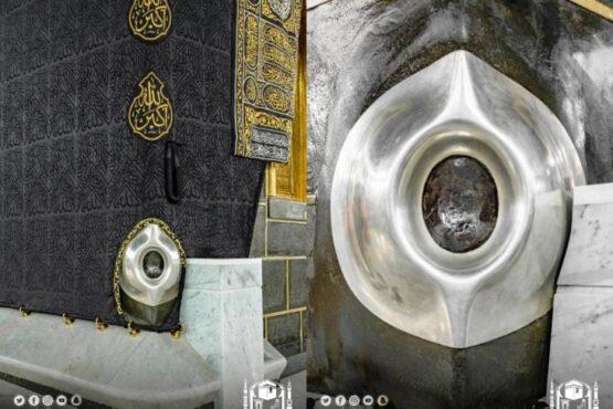 Butuh 7 Jam Ambil Foto 49.000 Megapiksel di Hajar Aswad