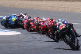 Hasil Lengkap Kualifikasi Moto GP Prancis: Quartararo Terdepan