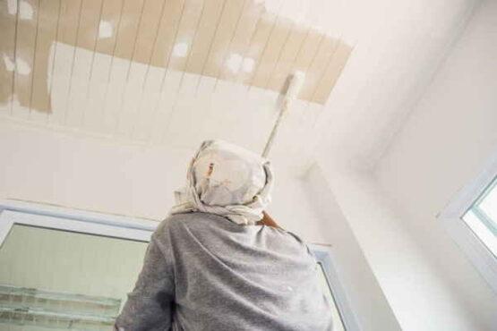 Debu Menempel di Plafon Rumah Sulit Dibersihkan? Coba Cara Jitu Ini