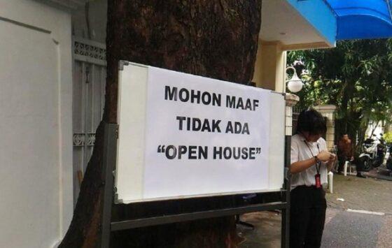 Ilustrasi open house. (Detikcom)
