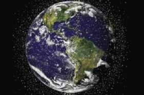 Sampah Antariksa Menabrak Bumi? Ini yang Terjadi