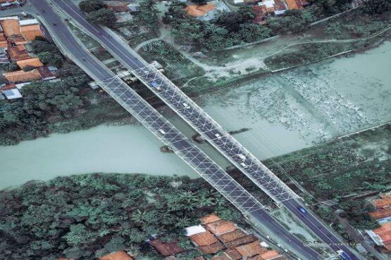 Inilah Kisah 3 Kerajaan Makhluk Gaib di Jembatan Comal Pemalang