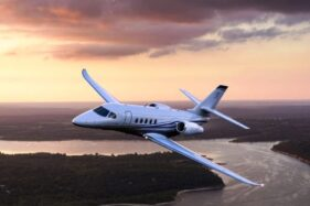 Inilah Spesifikasi Jet Pribadi yang Dinaiki Raffi Ahmad