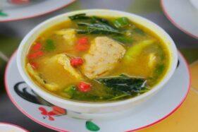 Segarnya Sup Ikan Ala Pesisir Utara Kabupaten Pati