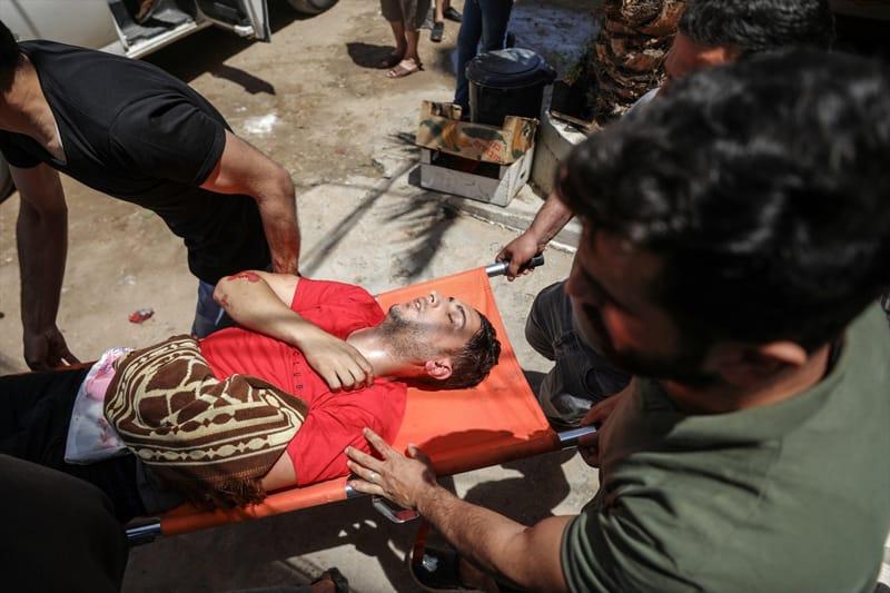 KorbanTewas Akibat Serangan Israel di Gaza Meningkat Jadi 83