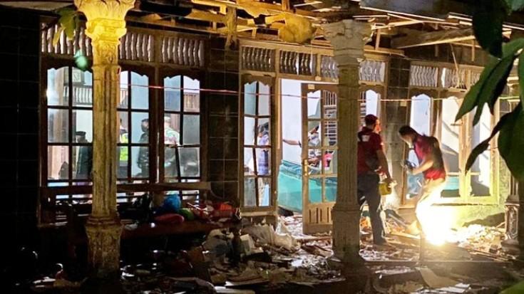 Ledakan Bahan Petasan Renggut 4 Jiwa di 2 Lokasi
