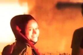 Inilah Gadis Palestina yang Tersenyum Saat Ditangkap Tentara Israel