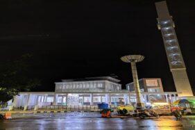 Kisah 2 Syarat di Balik Pemugaran Masjid Agung Pemalang