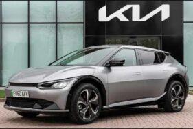 Mobil Listrik KIA EV6 Langsung Jadi Rebutan di Inggris