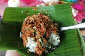 Ini yang Khas dari Nasi Pagar di Kecamatan Godong Grobogan