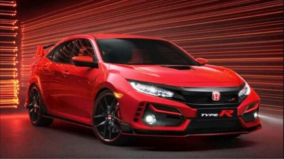 Honda Diam-Diam Luncurkan New Civic Type R