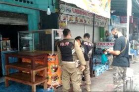 Sanksi Tegas Pecel Lele Nuthuk, 3 Warung di Jl Perwakilan Jogja Ditutup